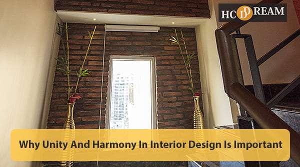 Why Unity And Harmony In Interior Design Is Important