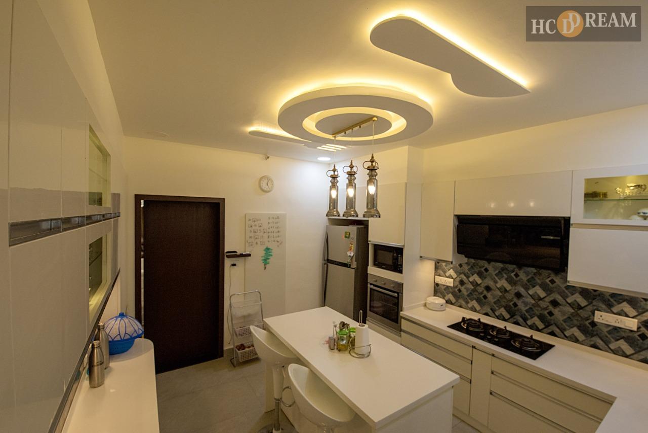 Kitchen Interior Designers In Bangalore India Hcd Dream