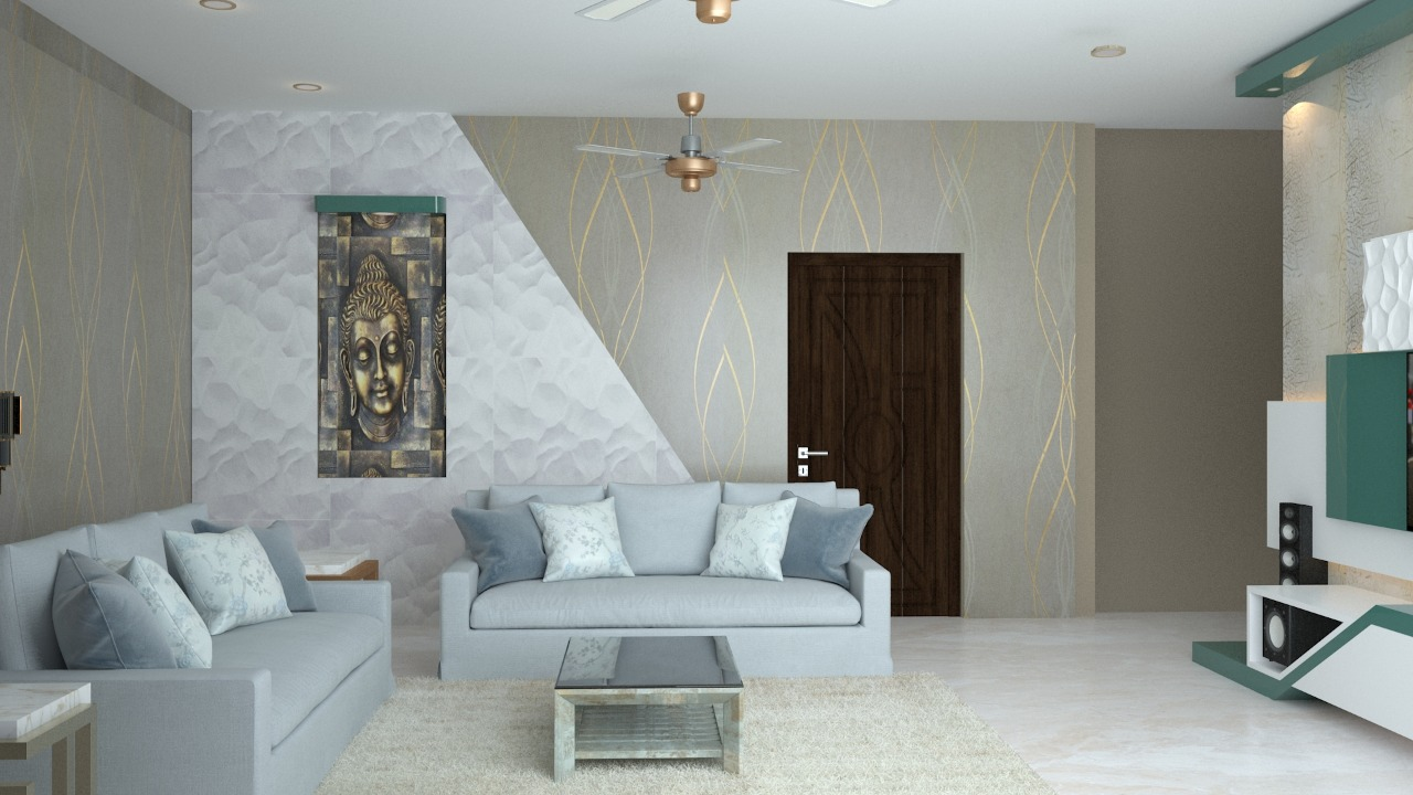 Living Room Interior Designers & Decorators in Bangalore, India