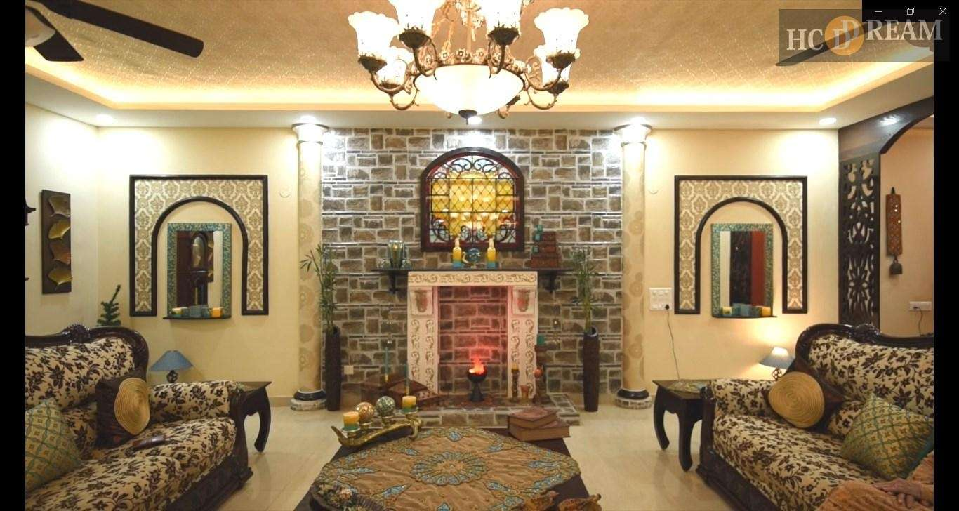Victorian themed Home Interior Designers in Bangalore