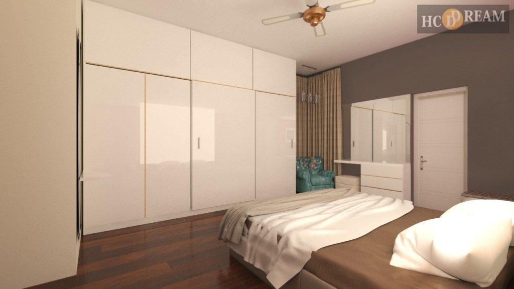 Bedroom Interior Design in Bangalore, India