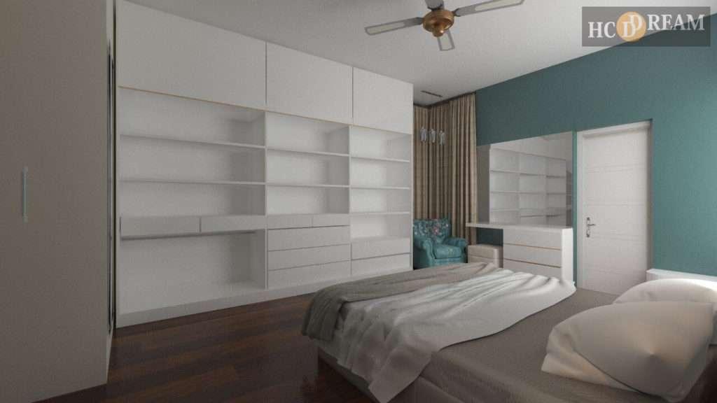 Bedroom Interiors Bangalore