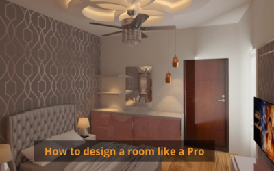 How to design a room like a Pro